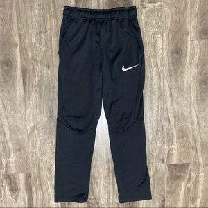Nike black joggers size S